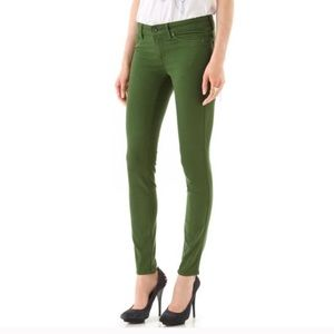 Rich & Skinny Emerald Green Skinny Jeans